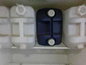 20年間捨てられない水容器